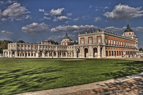 Residence of King Juan Carlos I in Madrid