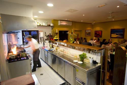 La Cabana Restaurant, Lanzarote