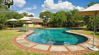 Day Visitors Area in Kruger National Park