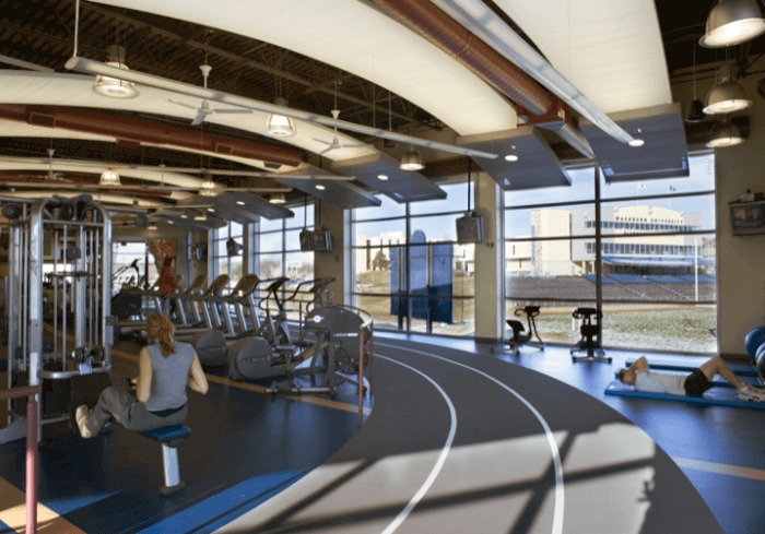 20 Great Recreation Centers At Small Colleges Great