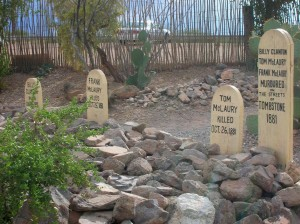 Boot Hill Tombstone Arizona
