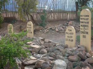 Boot Hill Tombstone Arizona