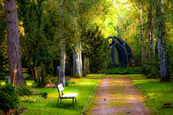 peaceful-graveyard