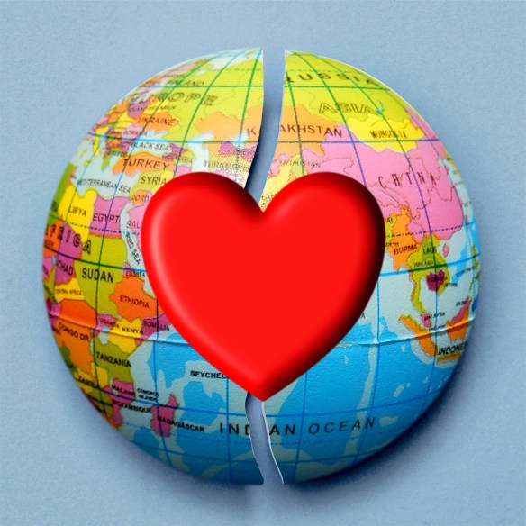 heart love healing a broken world