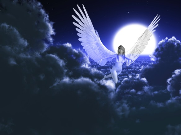 angel-guiding-souls-home-death