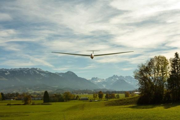 glider-silence