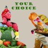 choose healthy food for your physical body