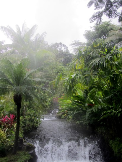 Tabacon Hot Springs, La Fortuna, Costa Rica