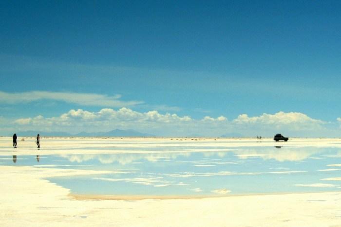 Salar de Uyuni, Salt Flat, Bolivia