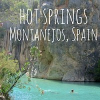 DAYTRIP: WATERFALLS & HOT SPRINGS IN MONTANEJOS