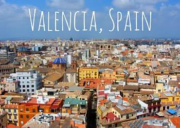 Top 10: Valencia, Spain
