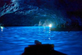 Grotta Azura, Blue Grotto, Capri, Italy