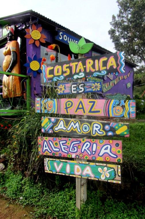 Costa Rica, Pura Vida