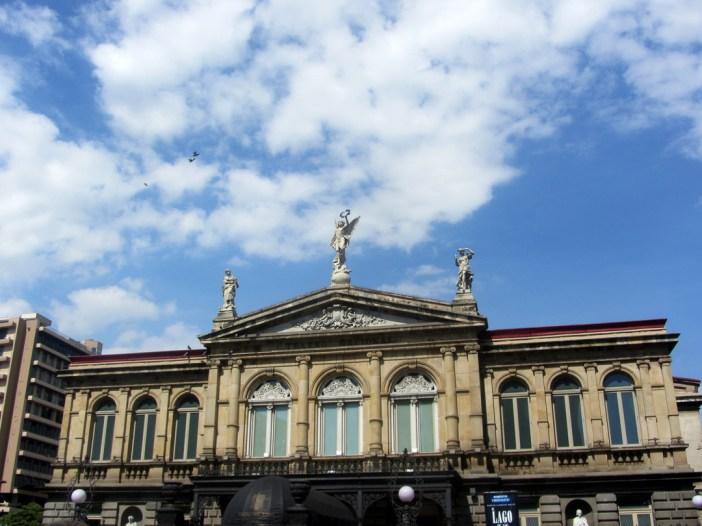San Jose Teatro Nacional Costa Rica