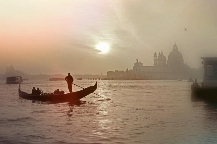 Venice, Evening, Italy, Gondola