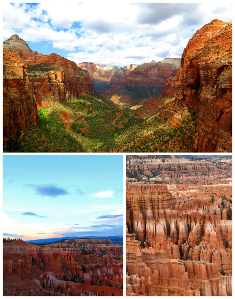 Zion, Hoodoos, Utah, USA, Mighty Five