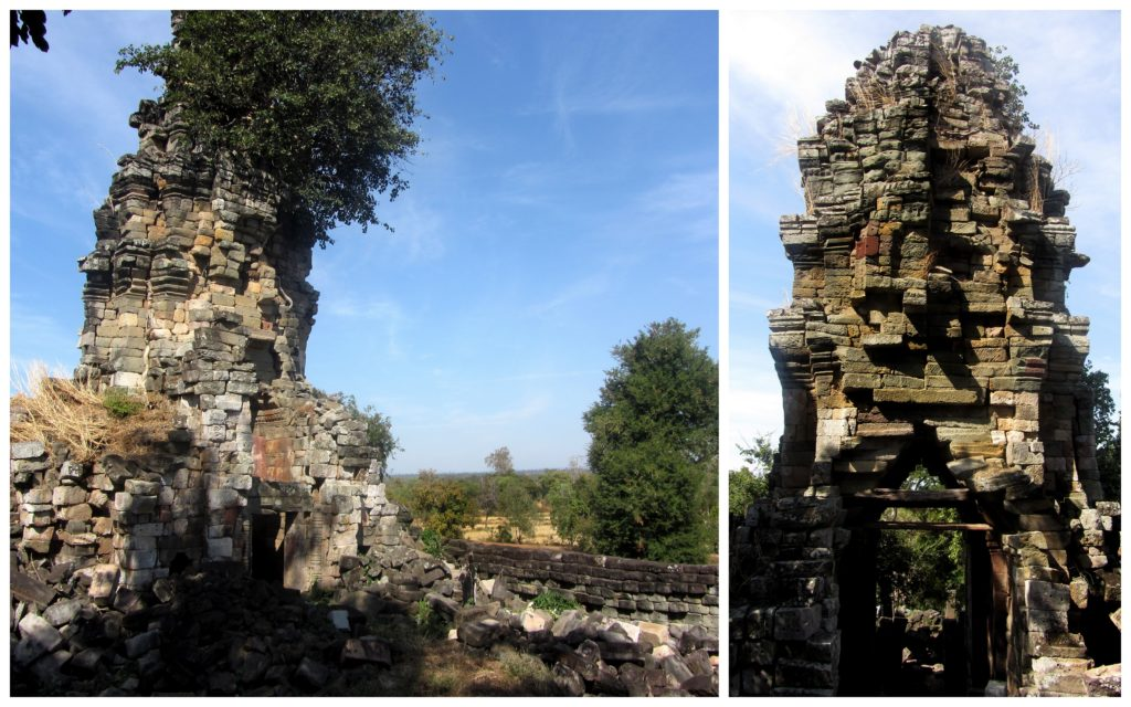 Banteay Top, Khmer, Cambodia, Temple