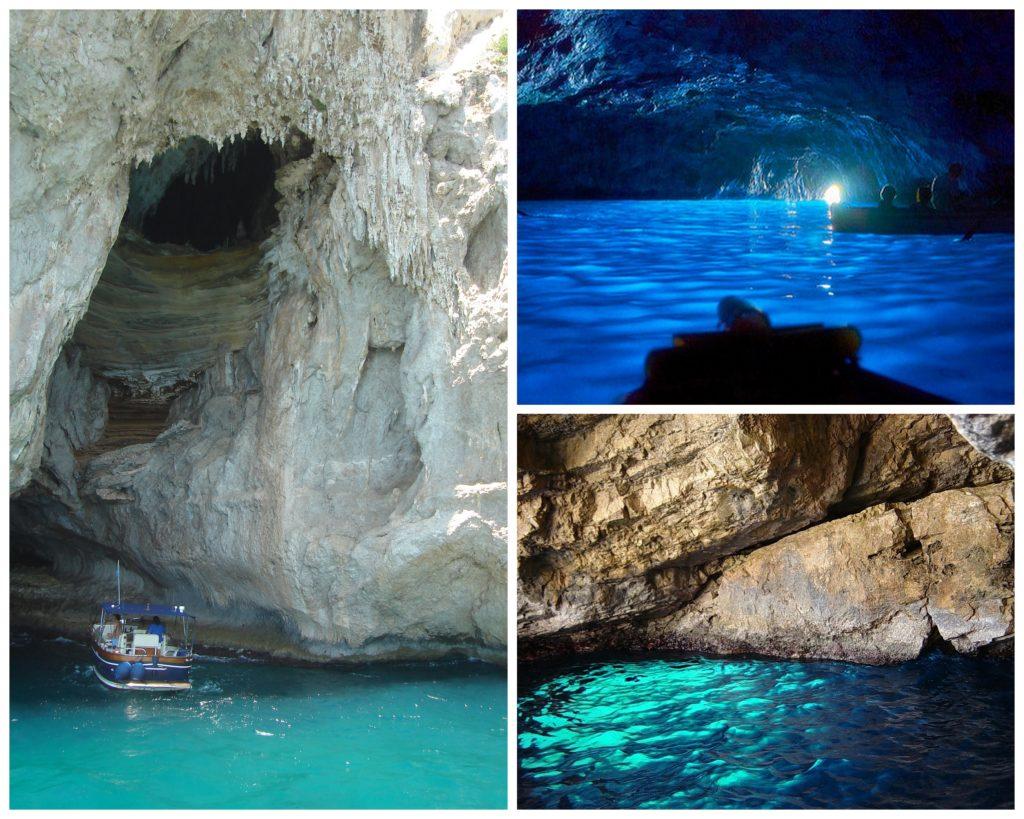 Blue Grotto, Capri, Italy, Amalfi