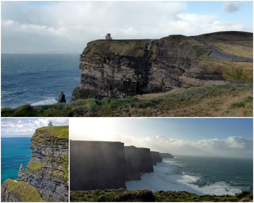 cliffs of moher, munster, ireland