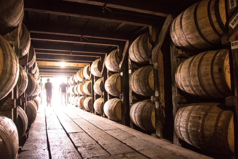 Maker's Mark, Bourbon Trail, Kentucky