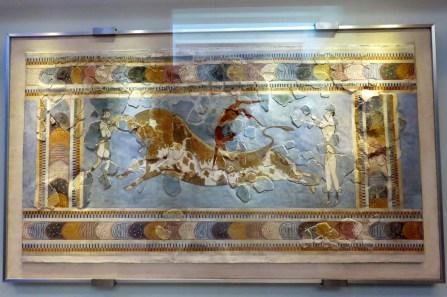 Crete Archaeological Museum, Heraklion, Greece