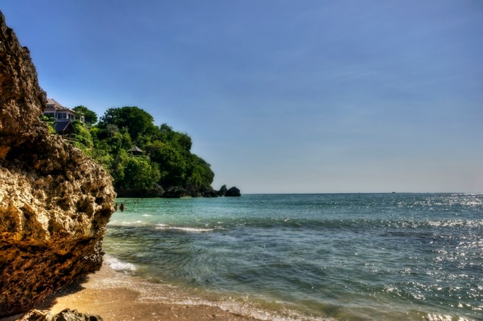 Beach, Bali, Indonesia, Nusa Lembongan