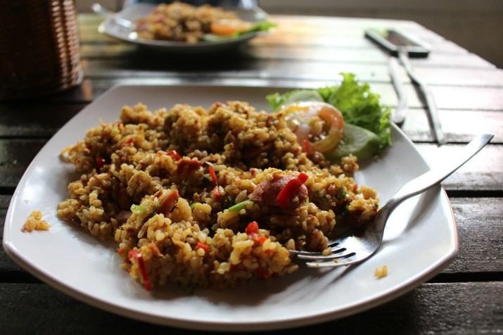 indonesian food, bali
