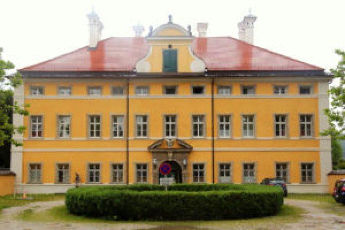 Schloss Frohnburg Sound of Music, Salzburg, Austria