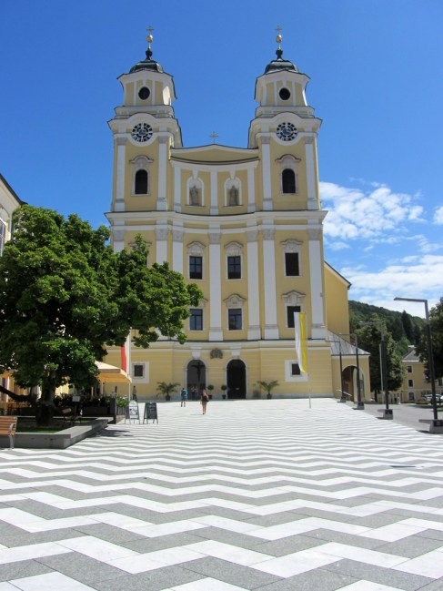 Mondsee Cathedral