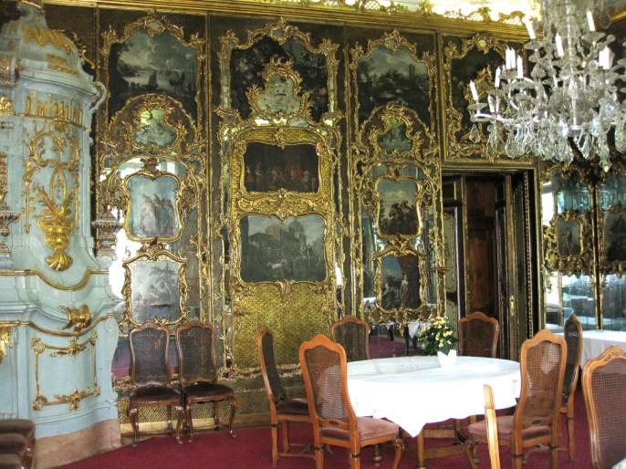 Schloss Leopoldskron - Venetian Room Sound of Music, Salzburg, Austria