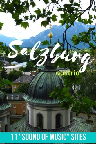"Heading to Salzburg, Austria and want to see the classic filming locations from the timeless film ""The Sound of Music""? Then be sure to check out this post with 11 great sites you can visit!"