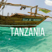 Tanzania Itinerary Ideas: 2 Weeks