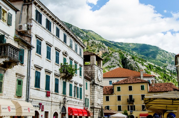 Kotor City, Montenegro