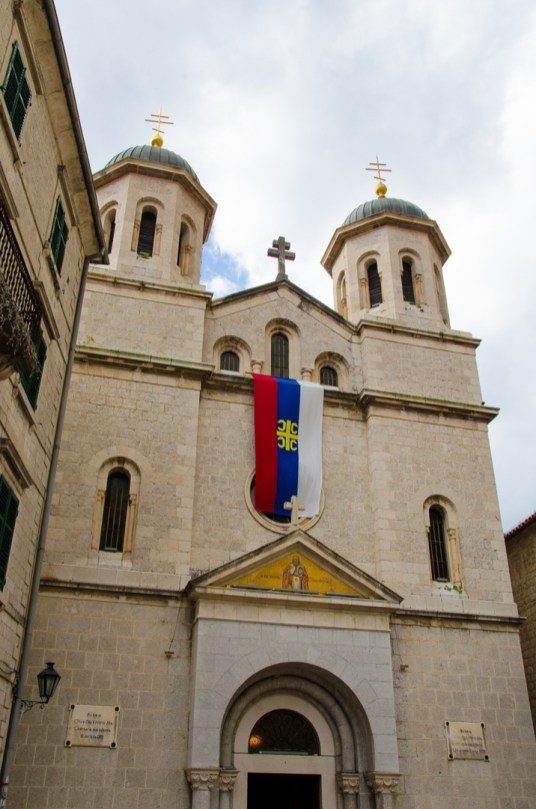 Saint Tryphon Cathedral, Kotor, Montenegro