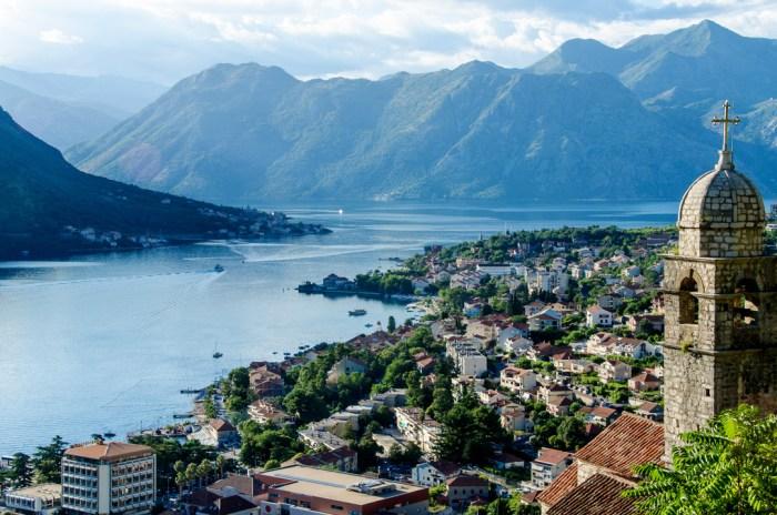 Bay of Kotor, Montenegro, Boka Kotorska