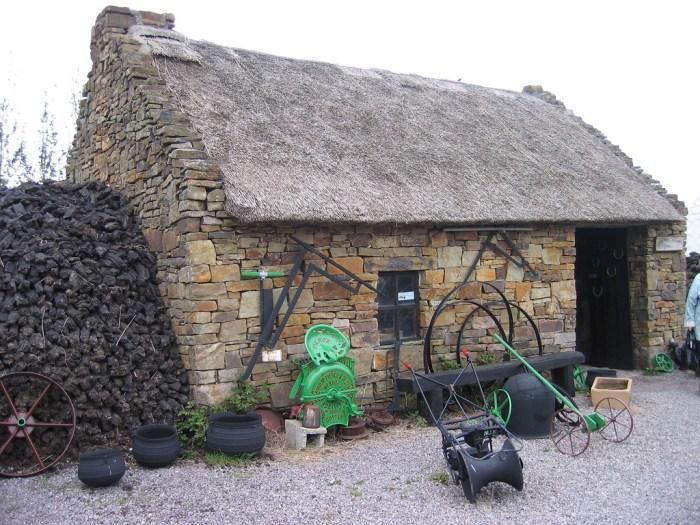 Bog Village Killorglin Ireland