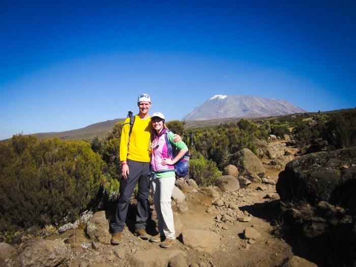 Climb Kiliminjaro, Couples, Tanzania