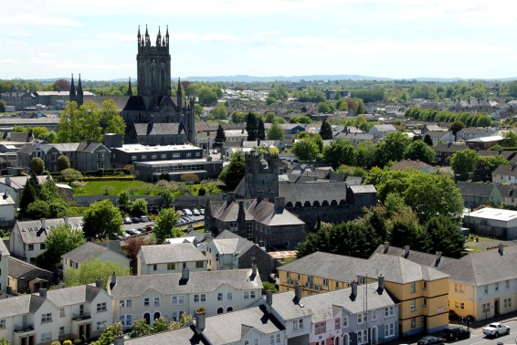 kilkenny town, black abbey