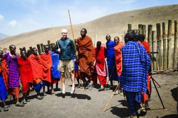 Safari - Greaham Maasai Jump