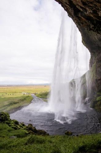 gljúfrabúl waterfall iceland