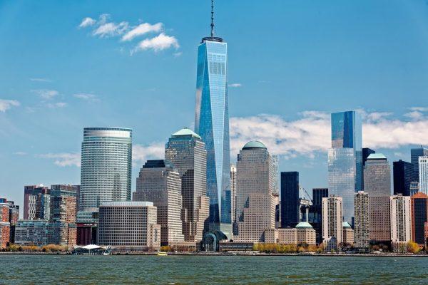 new york city, one world