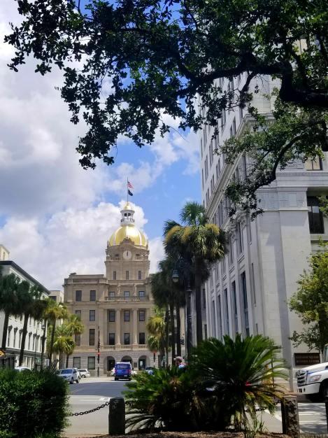 City Hall, Savannah GA