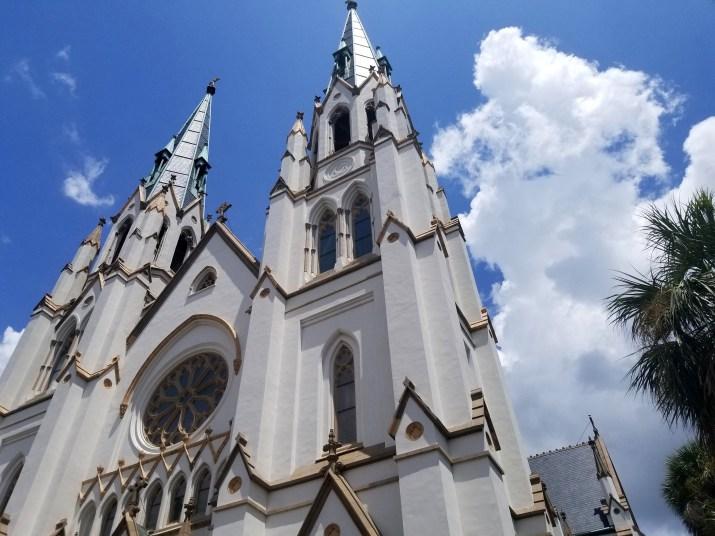 Cathedral St John Baptist Savannah
