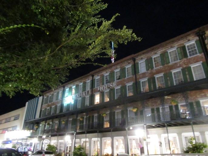 Haunted Marshall House Hotel