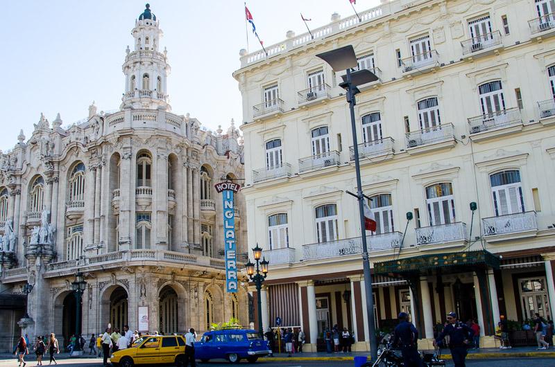 la habana vieja, colorful buildings, cuba, havana