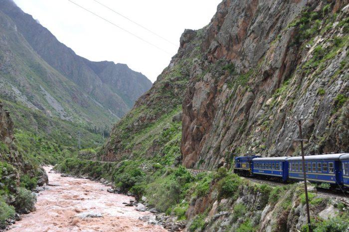hiram bingham express, train to machu picchu