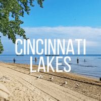 Cincinnati Day Trips: Lakes with Public Beaches
