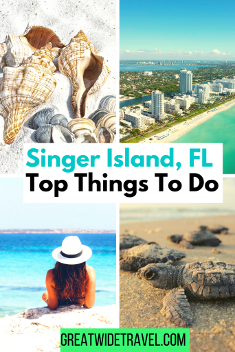 Top Activities in Singer Island FLorida and Palm Beach Gardens