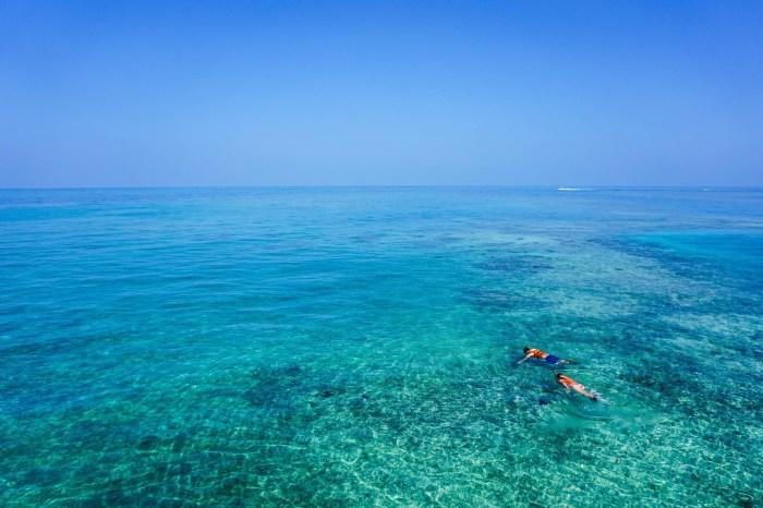 snorkeling singer island