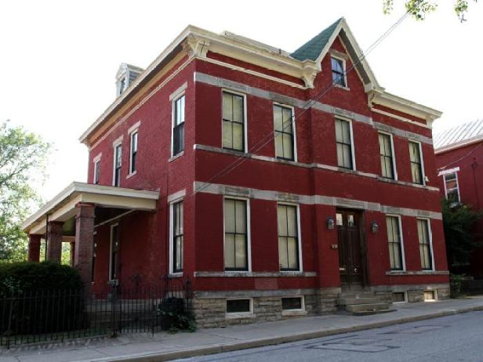 sedamsville rectory, haunted, cincinnati